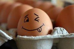 Обаяние здоровья - не все яйца полезны