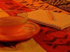 Чайная мозаика - все цвета чая