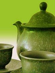 Все цвета чая - Зелёный