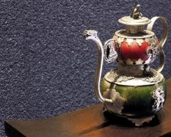 Связанный чай не только напиток -  это красота