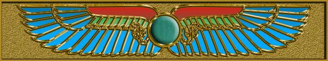 Колье Маат - царский арбуз