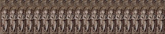 Храмовые барельефы апсар