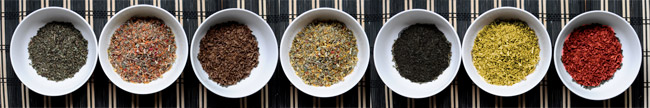 Чай и пряности для Чайного масла