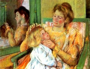 Mary Cassatt (Brooklyn Museum of Art)