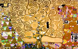 The Tree of Life, 1905 Gustav Klimt