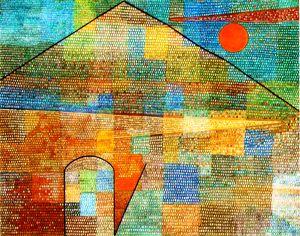 Ad Parnassum, Paul Kee (1879 – 1940)