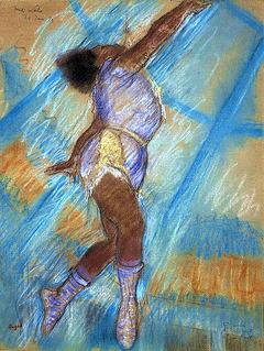 Miss La La Edgar Degas
