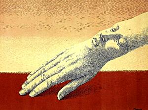Ren? Magritte Les Bijoux Indiscrets