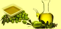 Ароматические оливковые масла