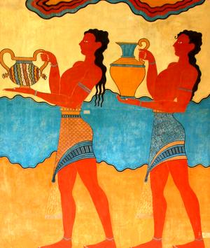 Росписи Крита
