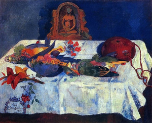 Paul Gauguin Still Life