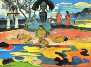 Paul Gauguin  Mahana no Atua