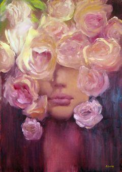 Зеркало, кожа и розы