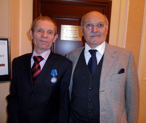 Малеев В.В. и Франко де Роза