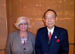 Меморандум о научном сотрудничестве между Японией и Россией