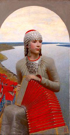 Глубокий вздох Андрей Ремнёв