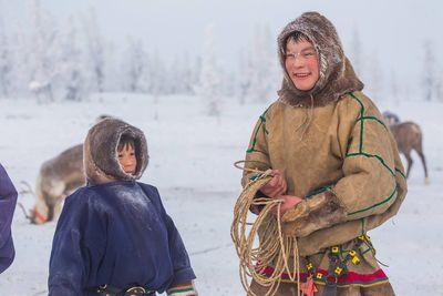 Портреты Ямала от Кирилла Уютнова