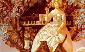 Anna Berezovskaya - Aromat