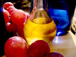 Grapeseed Oil unrefined в рецепте Зимний йогурт для двоих