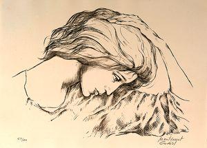 Artist Montserrat Gudiol