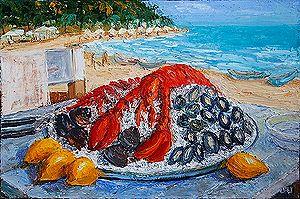 Библия о морепродуктах