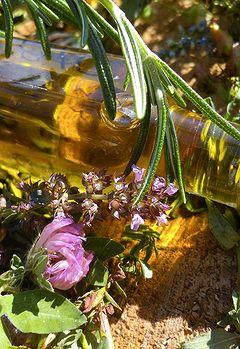 Ароматические масла в рецепте салата Ядрёна