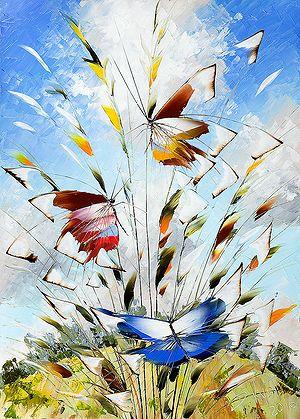 Бабочки в танце Дмитрия Кустановича